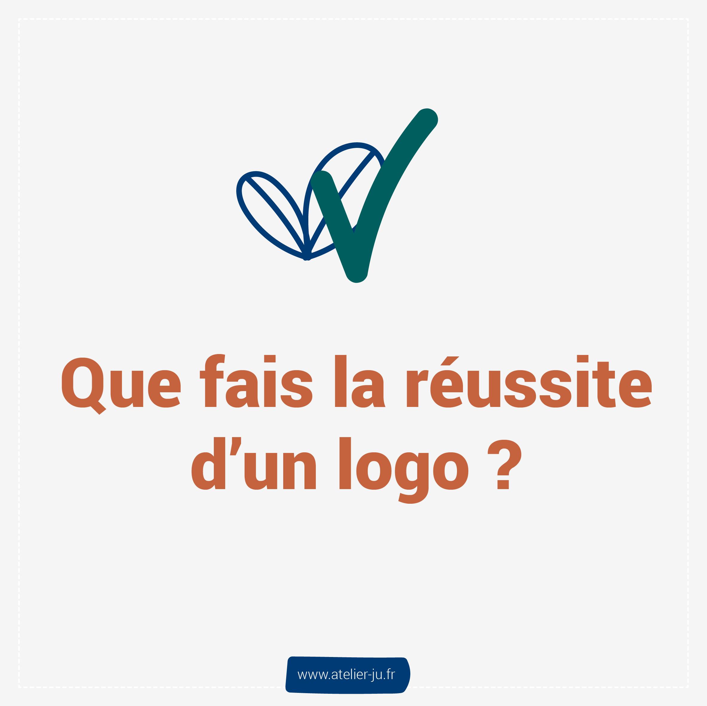 que fais la réussite d'un bon logo ?