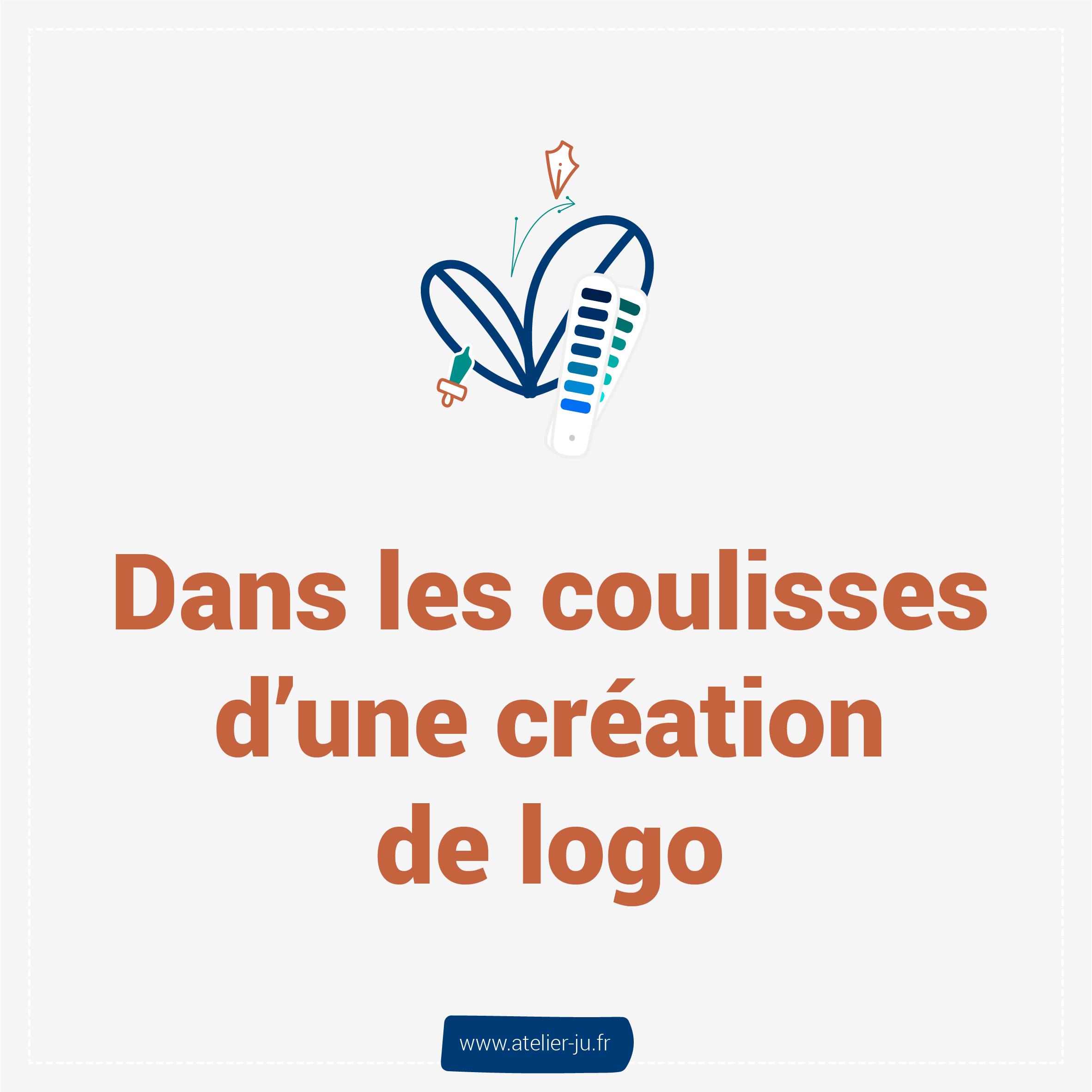 Dans les coulisses d'une création de logo